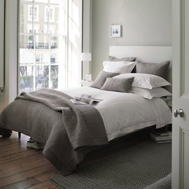Richmond Bed Linen Collection | Bed Linen | Sale | The White Company UK