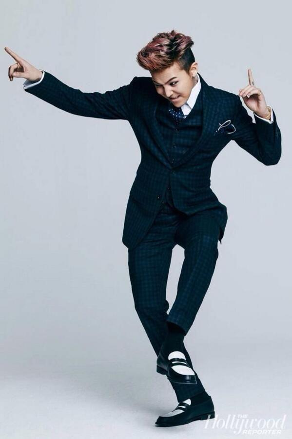 G-Dragon [Kwon Ji Yong] - The Hollywood Reporter