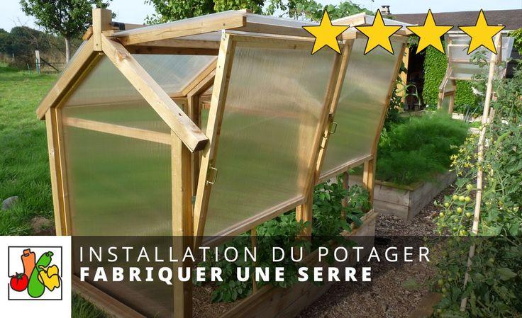 les 46 meilleures images du tableau jardin astucieux sur pinterest potager permaculture et serres. Black Bedroom Furniture Sets. Home Design Ideas