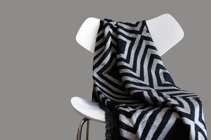 Lempi design Reflections Bamboo throw blanket. 120 x 150cm. Lovely soft and natural blanket to cuddle while watching TV or reading your favorite book. Available www.lempidesign.fi or www.etsy.com/shop/LEMPIDESIGN