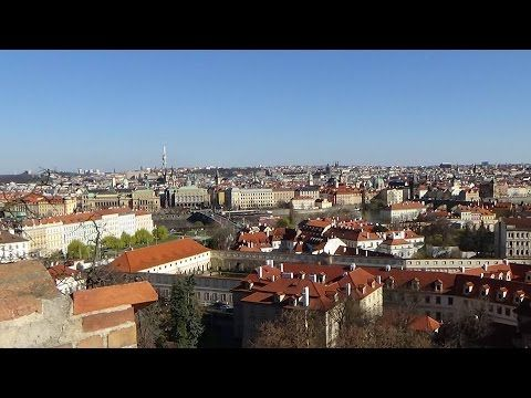 Watch as Marilyn and Matt from Words with Winos move to Prague, Czech Republic!