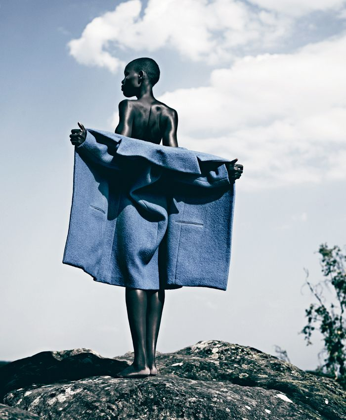 Photographer -Markus Jans|Stylist – Wiebke Bredehorst|Models – Grace Bol, Awa Ceesay, & Alima Fofana