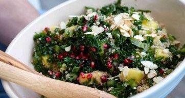 Berit Nordstrand Quinoa salat