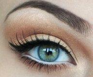 10 Mineral Makeup Eye shadow Samples Your Colour Choice eyeliner smokey eyes duo chrome eyeshadow cosmetics make up