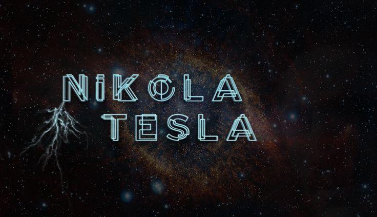 """Przejrzyj mój projekt w @Behance: """"Logo Nikola Tesla"""" https://www.behance.net/gallery/45792463/Logo-Nikola-Tesla"""