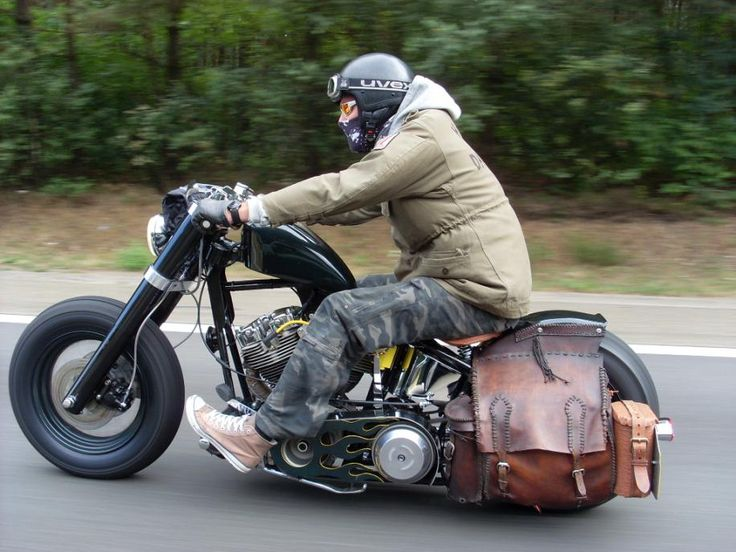 If I ever considered putting a bag on a bike... This is pretty well done.