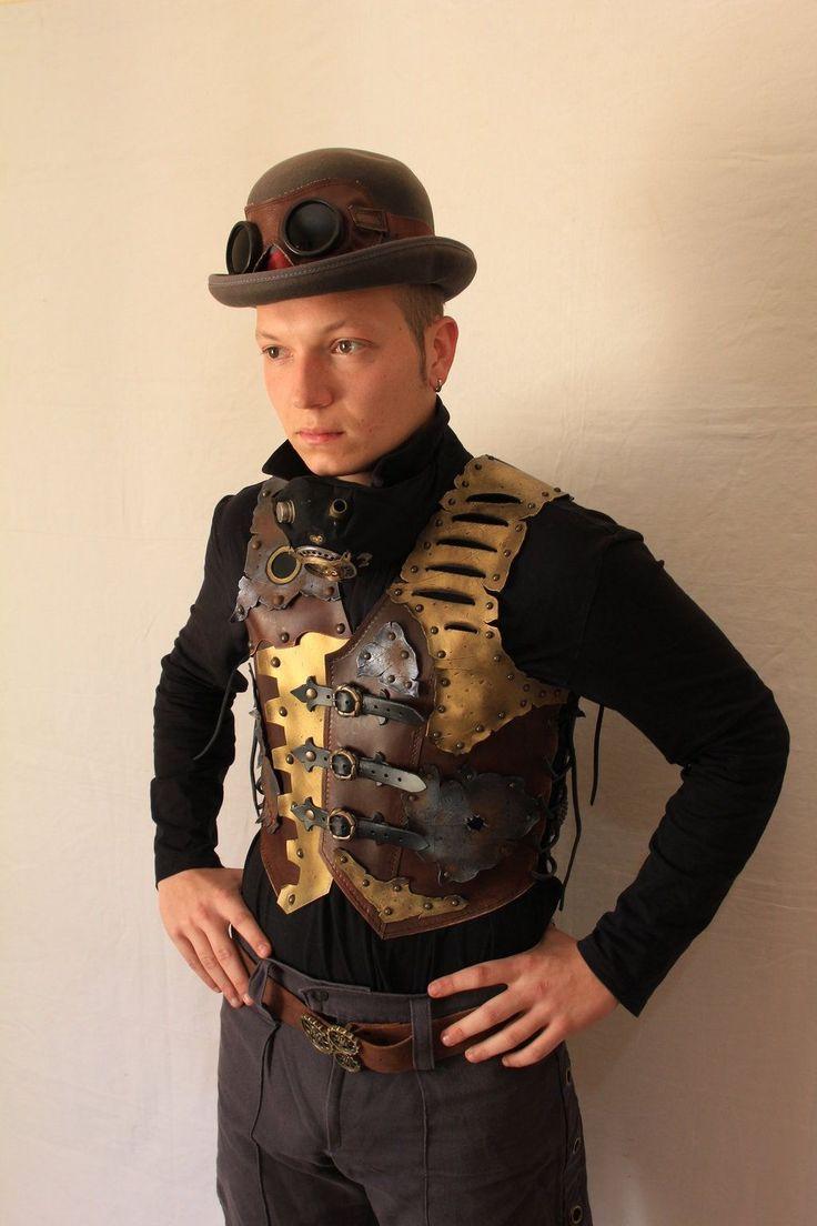 268 Best Steampunk - moške modne slike na Pinterestu-7543