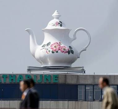 Celestial Teapot - Hoog Catherijne - Utrecht