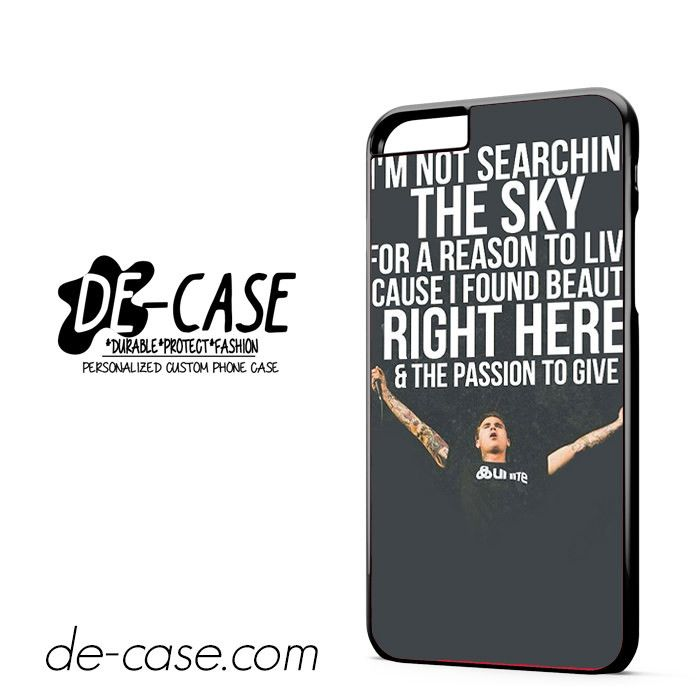 Amity Affliction Imnot Searching The Sky DEAL-736 Apple Phonecase Cover For Iphone 6 / 6S Plus