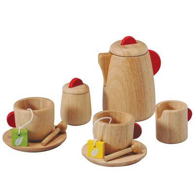 kids tea set | Green Christmas: Natural Kids Toys and Gifts for Guys