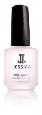 Быстросохнущее верхнее покрытие с блеском Jessica, 7,4 ml
