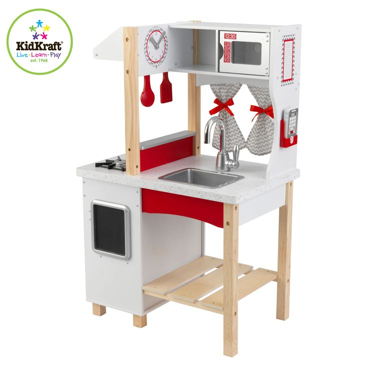 251 best Play kitchens and fake food images on Pinterest | Play ...