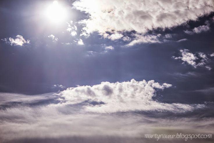SUNNY SKY!