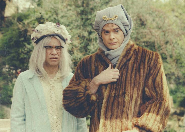 Bill Hader and Fred Armisen channel Grey Gardens in IFC's Documentary Now! | EW.com premiering Aug 20