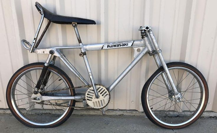 1970's Kawasaki BX-200 vintage old school BMX BICYCLE