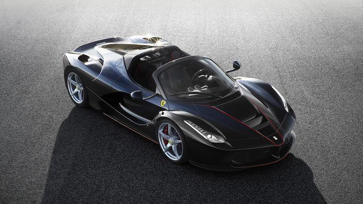 2017 Ferrari LaFerrari Aperta http://www.wsupercars.com/ferrari-2017-laferrari-aperta.php