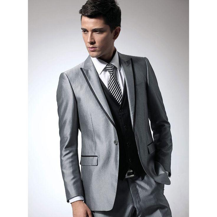 17 Best Ideas About Wedding Suits For Men On Pinterest
