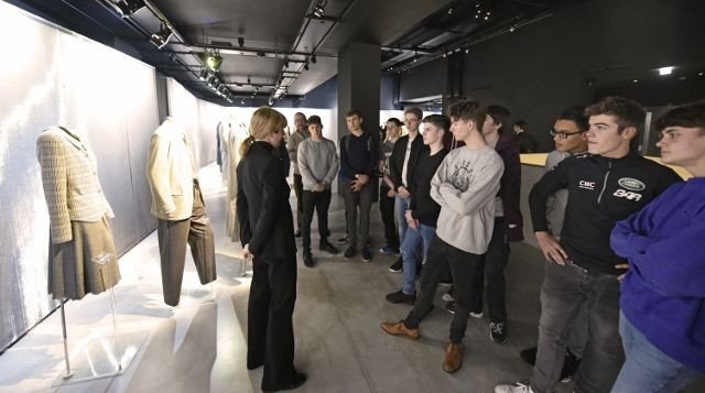 Design Technology trip to Milan - including Armani