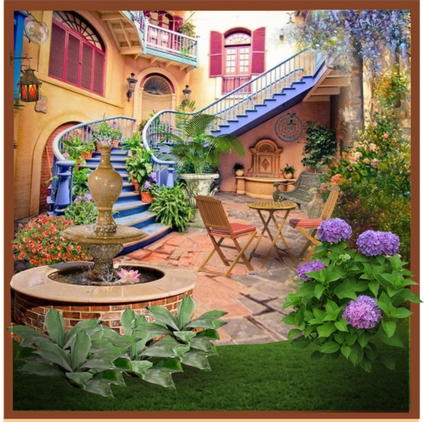 Interior Courtyard Garden Home: 50 Best Images About Courtyard Ideas On Pinterest
