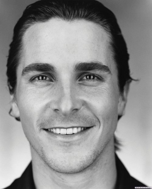 Christian Bale: One of this generation's best actors. Transforms his body, as well as his voice, with each roll. Also walked away from doing a fourth Batman. Smart move...