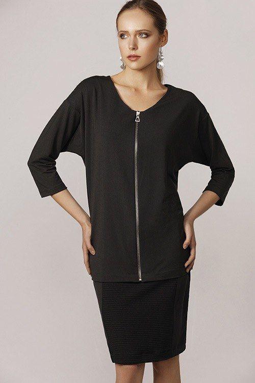 7135 Isabella Zip Jacket 5083 Tulip Skirt