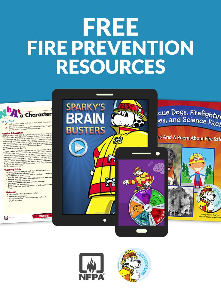 85 best Fire Prevention Week images on Pinterest | Fire safety, Fire ...