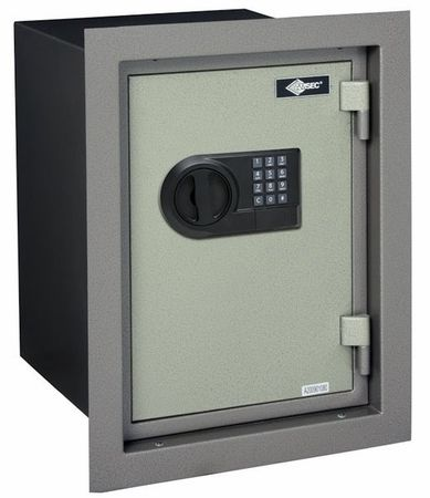 American Security WFS149E5 1 Hour Fire Resistant Wall Safe