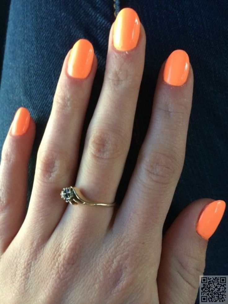2. #Round – Make Your Polish Even #Prettier with These #Different Shapes to File… 2. <a class=