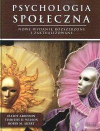 Psychologia społeczna - jedynie 79,20zł w matras.pl
