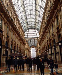 ❤️ Milan #work #fw16 #mfw (presso Galleria Vittorio Emanuele)