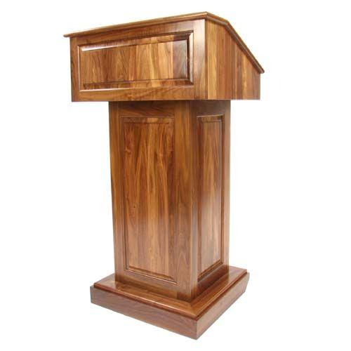 podium plans | Wooden Podium Plans