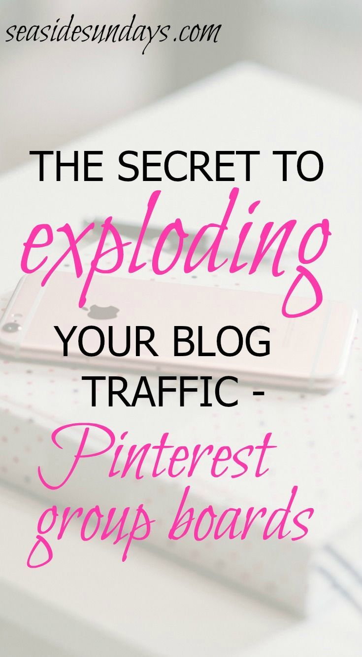 Want to fast track your blog growth? Learn how to unleash the power of group boards and watch your traffic soar! Tips on which groups to join, how to find quality groups and what to do once you're in!