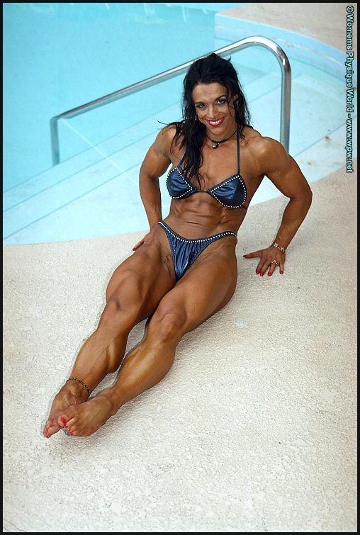TBT Sophie Duquette | FemaleMuscle, Female Bodybuilding ...