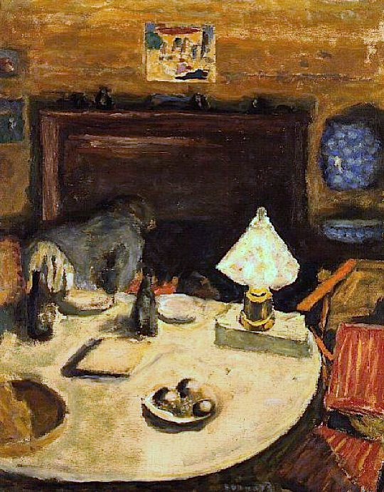 Evening in the country, Bonnard, Pierre (1867-1947)