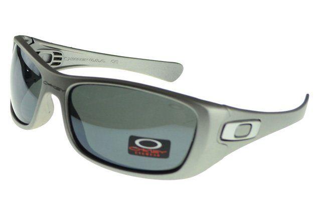 China Wholesale Oakley Antix Sunglasses white Frame blue Lens#Oakley Sunglasses