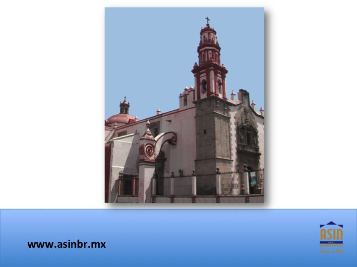 #fraccionamientosenqueretaro FRACCIONAMIENTOS EN QUERÉTARO. La antigua Calle del Sol Divino en el Centro Histórico de Querétaro, hoy en día calle de 16 de Septiembre, llevaba este nombre por cuestiones de religión, ya que La Parroquia de Santiago se encuentra en esta misma vía. En ASIN BR, le invitamos a ser parte de la historia de esta hermosa ciudad. asinmex@asinbr.mx