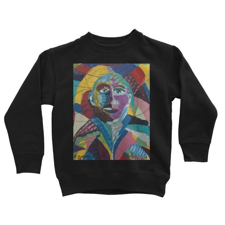 """After the Storm"" Kids' Sweatshirt"