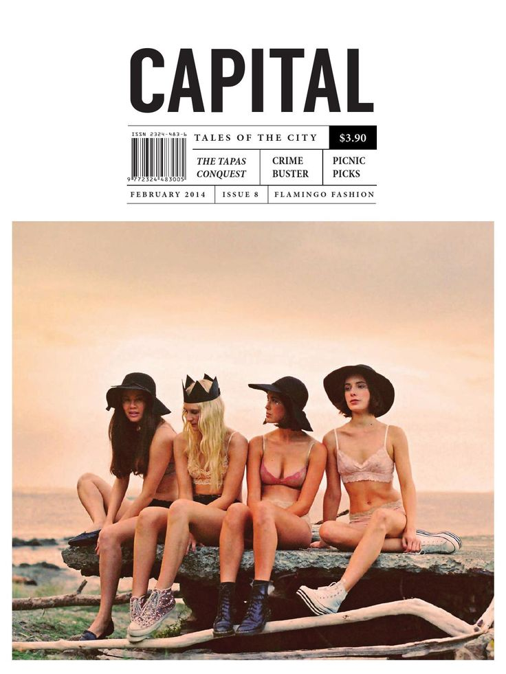 Capital February #graphicdesign #graphisme #cover magazine