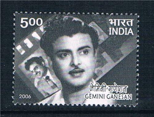 India-2006-Gemini-Ganesan-SG-2318-MNH