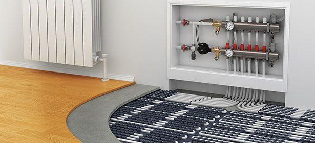 Water underfloor heating - Which?