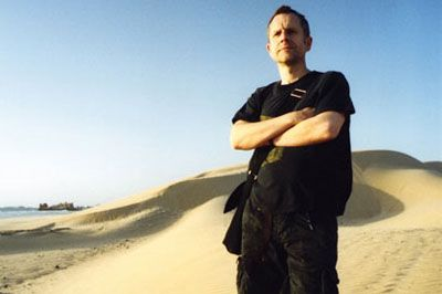 Jeremy Hardy - comedian and activist