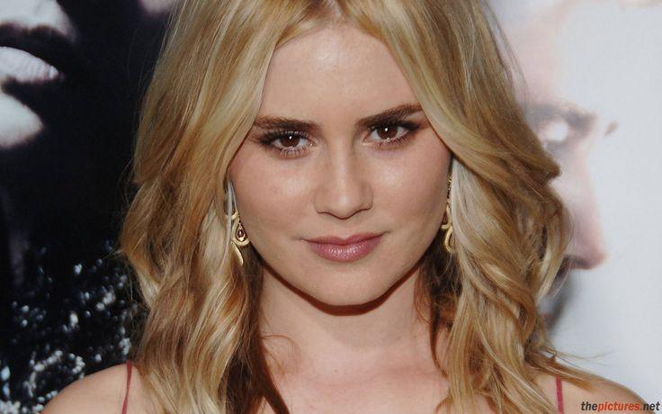 Great Alison Lohman