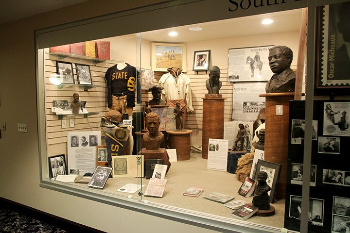 <p>The African American History Museum at the Washington Pavilion recognizes the struggles, contributions and great leadership of the African American community in South Dakota.</p>