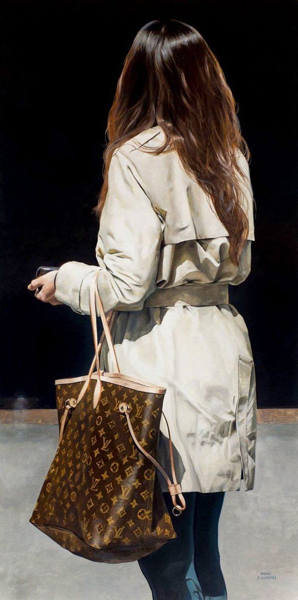 Marc Figueras-Into the dark - Realistic Paintings by Marc Figueras  <3 <3