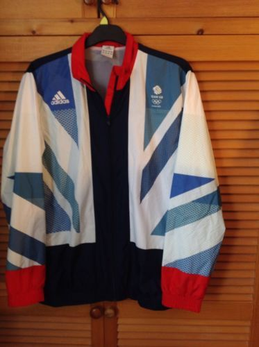 #Adidas team gb #london 2012 #jacket large,  View more on the LINK: http://www.zeppy.io/product/gb/2/222255930850/