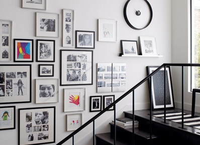 So want to do something like this on a wall in my home!  Why can I never find the time?!?