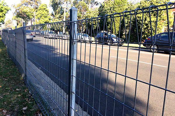 galvanized welded wire mesh fence-Wire Mesh World Pty Co.,Ltd