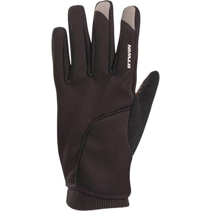 Fietsen_Fietskleding Fietsen - Winterhandschoenen 500 zwart B'TWIN - Fietskleding | MET TOUCH SCREEN STOF