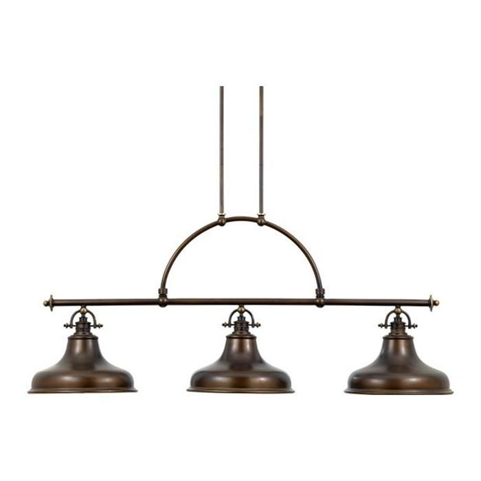 Nebraska furniture mart quoizel emery 3 lights island light in palladian bronze