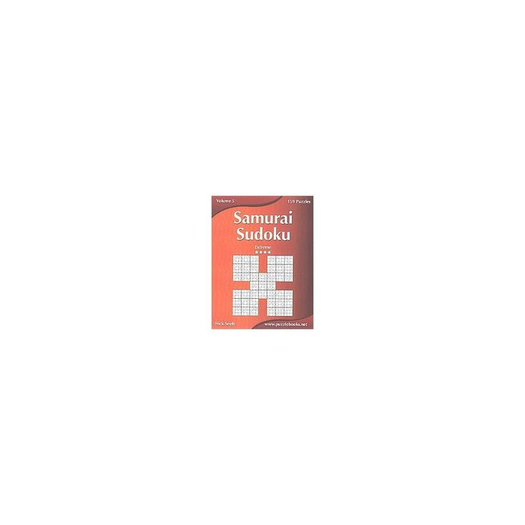Samurai Sudoku ( Samurai Sudoku) (Paperback)